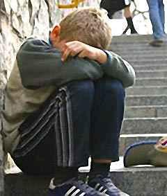 Почему дети убегают из дома