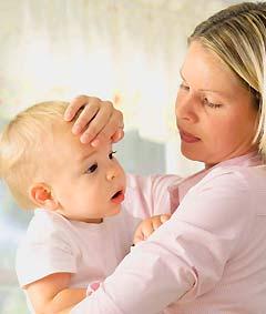 Как правильно и чем мерить температуру у ребенка