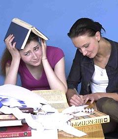 Рекомендации родителям выпускников - как помочь своим детям при подготовке к экзаменам