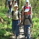 Безопасность детей в походе