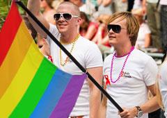 За пропаганду гомосексуализма среди несовершеннолетних может быть введен административный штраф