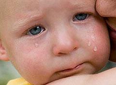 Не допускайте того, чтобы малыш ощущал себя брошенным или забытым