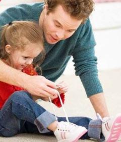 Покупать обувь лучше вместе с ребенком