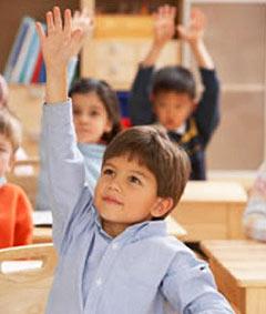 Поддерживайте в ребенке желание учиться, интерес к процессу обучения