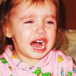 Как правильно себя вести родителям, если у ребенка истерика