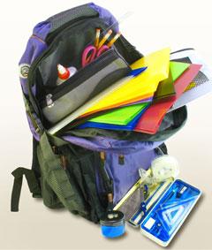 Как правильно укомплектовать сумку школьника