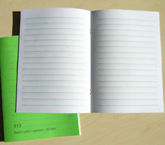 Качество бумаги школьных тетрадей должно отвечать ряду требований