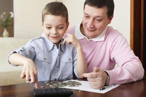 Вы, как родитель, являетесь первым и ключевым звеном в этом обучающем процессе