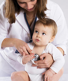 Госпитализация ребенка в больницу