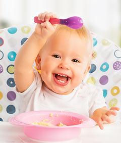 Микроэлементы для вашего ребенка